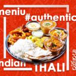 Despre Meniul Thali și echilibrul gustului