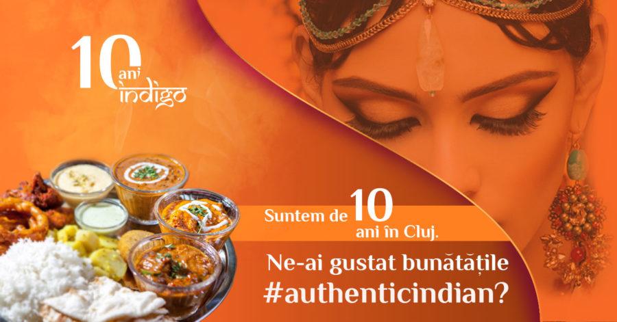 10 ani de #authenticindian